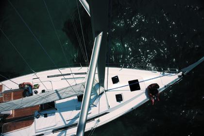 Alquiler de velero Hanse 350, Bombon Segundo