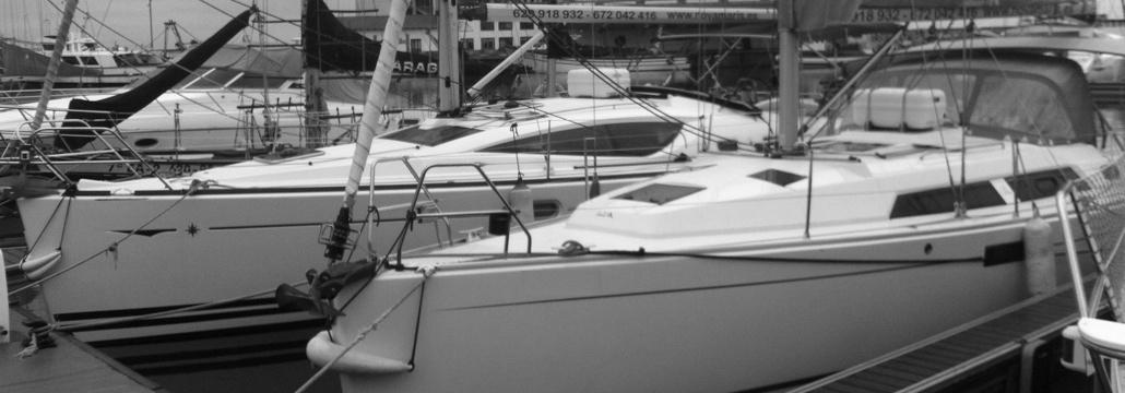 Jeanneau and Hanse, nuestros veleros de alquiler en Barcelona