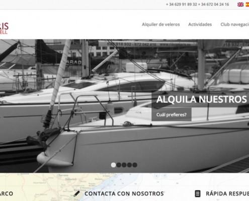 Estrenamos web donde encontrarás toda sobre barcos y veleros en alquiler, actividades, descuentos y ofertas de última hora.