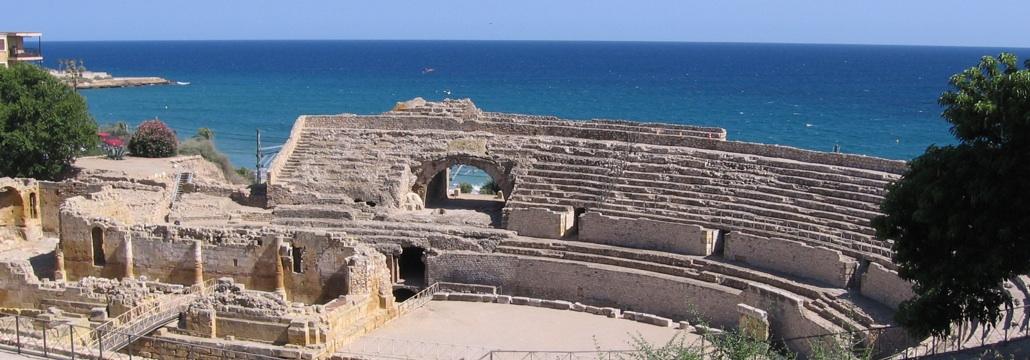 Tarragona, navega desde Barcelona